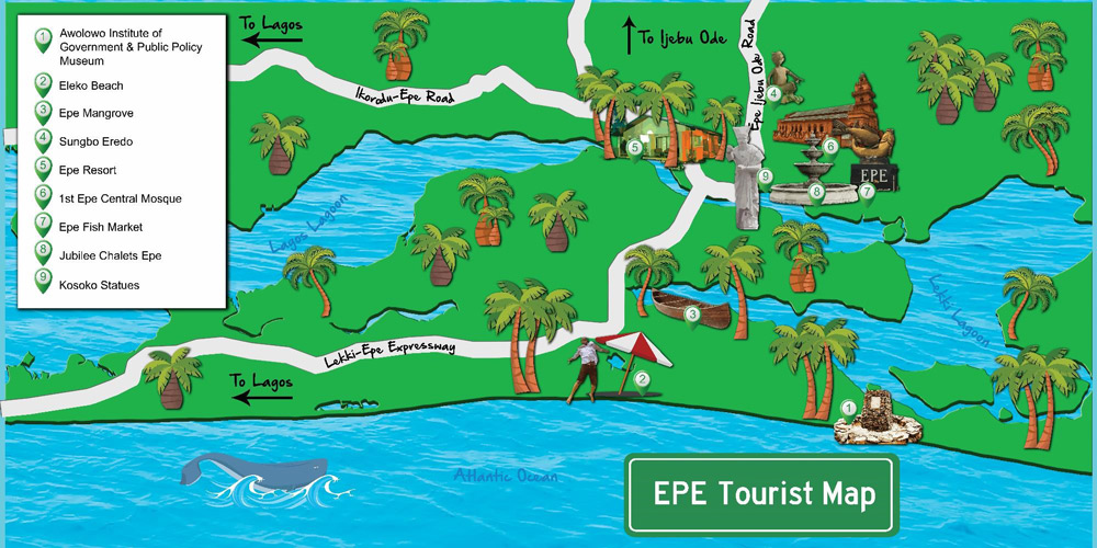 Epe Map