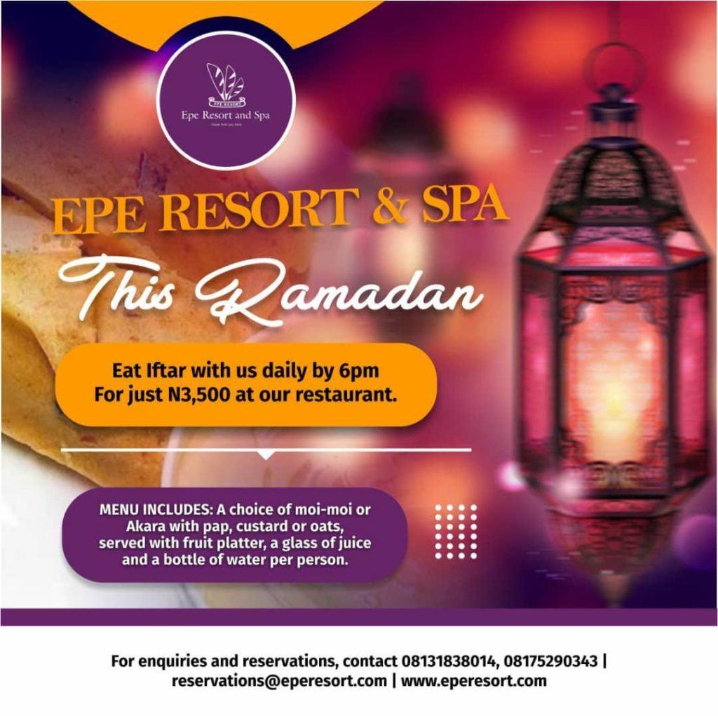 Ramadan Promotion